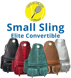 Jet Small  Elite Convertible Tennis Bags