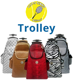 Jet Trolley Tennis Bags