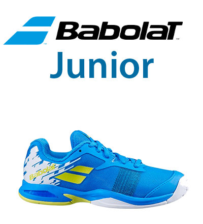 Babolat Junior Tennis Shoes