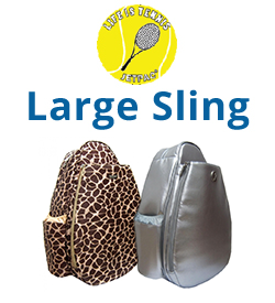 Jet Large Sling Bags