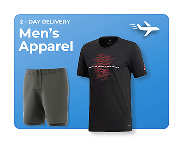 Two Day - Men's Apparel