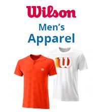 Wilson Men's Apparel