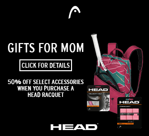 Head Mother's Day Tennis Racquet Accessories Sale