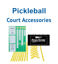 Pickleball Court & Game Accessories