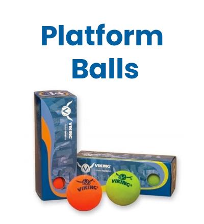 Platform Tennis Balls