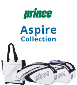 Prince Aspire Collection Tennis Bags