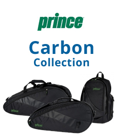 Prince Carbon Collection Tennis Bags