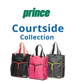 Prince Courtside Collection Tennis Bags