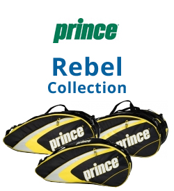 Prince Rebel Collection Tennis Bags