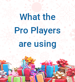 Tennis Gift Ideas - Pro Players