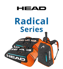 Head Radical Series Tennis Bags