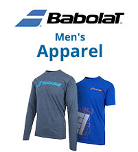 Babolat Men's Apparel