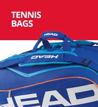 Red, White & Blue Tennis Bags
