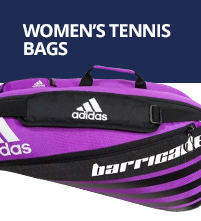 Clearance Sale! Discount Prices on Ladies Tennis Bags
