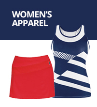 Clearance Sale! Discount Prices on Women's Tennis Apparel
