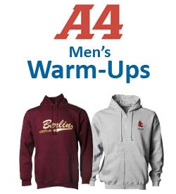 A4 Men's Warm-Ups