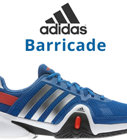 Adidas Barricade Tennis Shoes