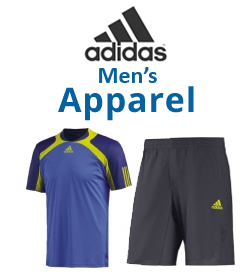 Adidas Men's Apparel Tennis Apparel