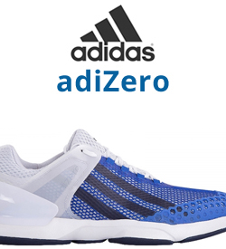 Adidas adiZero Tennis Shoes