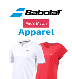 Babolat Tennis Apparel Cyber Monday Sale