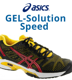 Asics Gel-Solution Speed Tennis Shoes