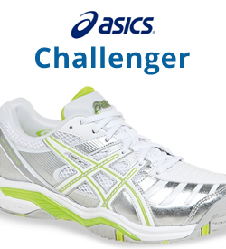 Asics Challenger Tennis Shoes