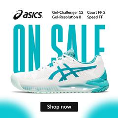 Asics Tennis Shoes Black Friday Cyber Monday Sale