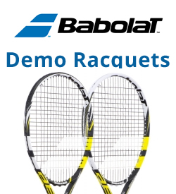 Babolat Demo Racquets