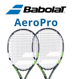 Babolat AeroPro Tennis Racquets