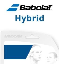 Babolat Hybrid String