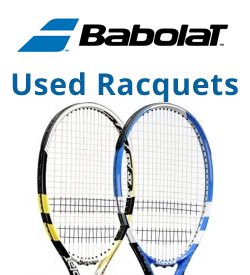 Babolat Used Tennis Racquets