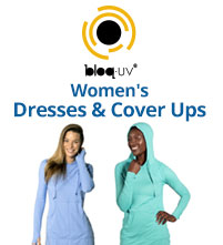 BloqUV Women's Sun Protective Dresses & Cover Ups