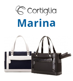 Cortiglia The Marina Tennis Bags