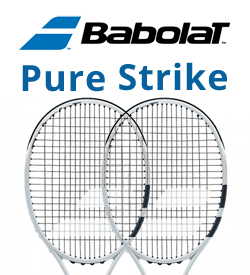 Shop Babolat Pure Strike racquets