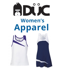 DUC Women's Apparel Tennis Apparel