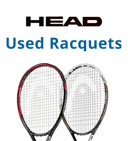 Head Used Tennis Racquets