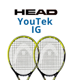 Head YouTek IG Tennis Racquets