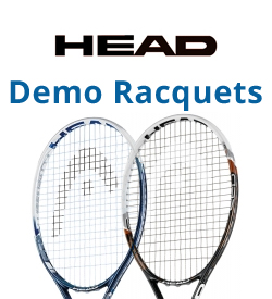 Head Demo Racquets