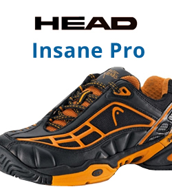 Head Insane Pro Tennis Shoes