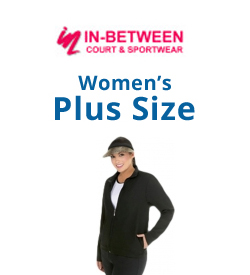 In-Between Plus Size Tennis Apparel