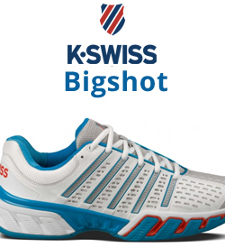 K-Swiss Bigshot Tennis Shoes
