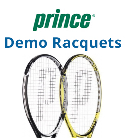 Prince Demo Racquets