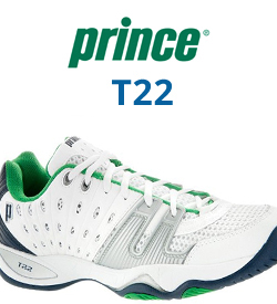 Prince T-22 Tennis Shoes