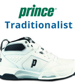Prince Traditionalist Tennis Shoes