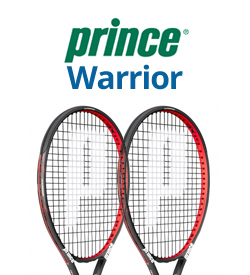Prince Warrior Tennis Racquets