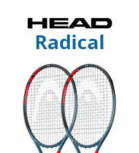 Head Radical Tennis Racquets