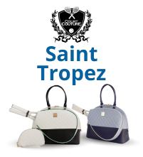 Court Couture Saint Tropez Designer Tennis Bag