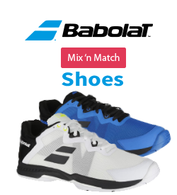 Babolat Tennis Shoes - Cyber Monday Sale
