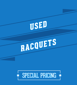 Used Racquets