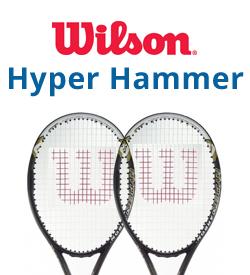 Wilson Hyper Hammer Tennis Rackets